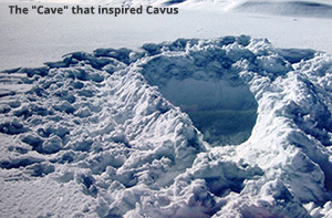 The 'Cave' that inspired Cavus